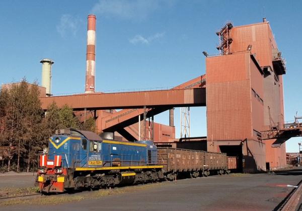 «Карельский окатыш» выполнил план первого полугодия по производству и отгрузке товарной продукции