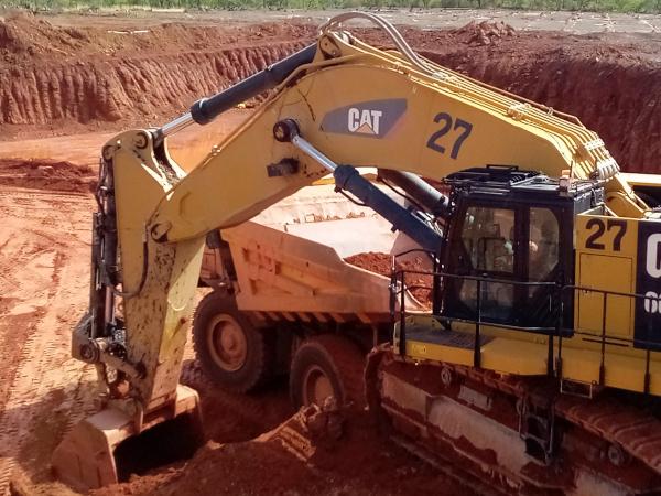 Nordgold начал разработку нового месторождения «Дигуили» в Гвинее